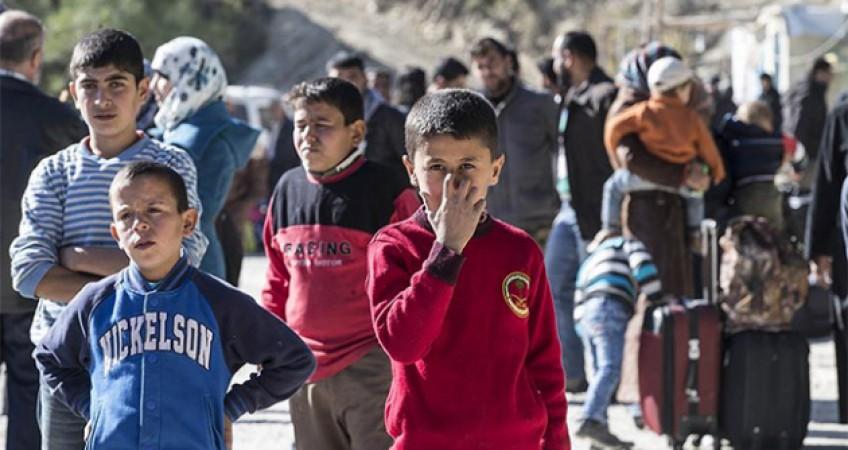 120 Türkmen Suriye'ye Geçiş Yaptı